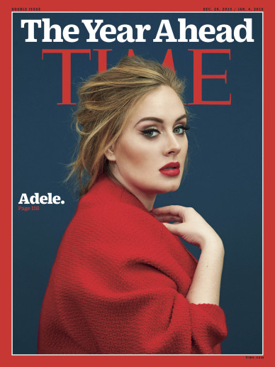 Adele Time Mag