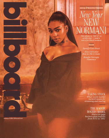 Normani Billboard